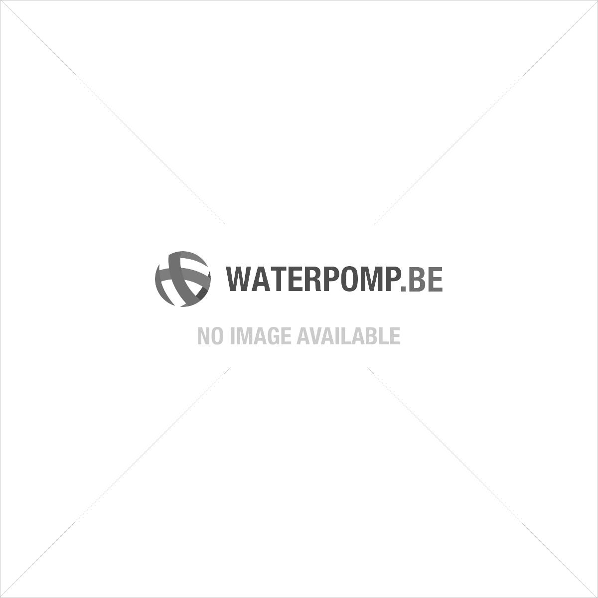 """PE Klemkoppeling knie 90º 16 mm - 1/2"""" (buitendraads)"""