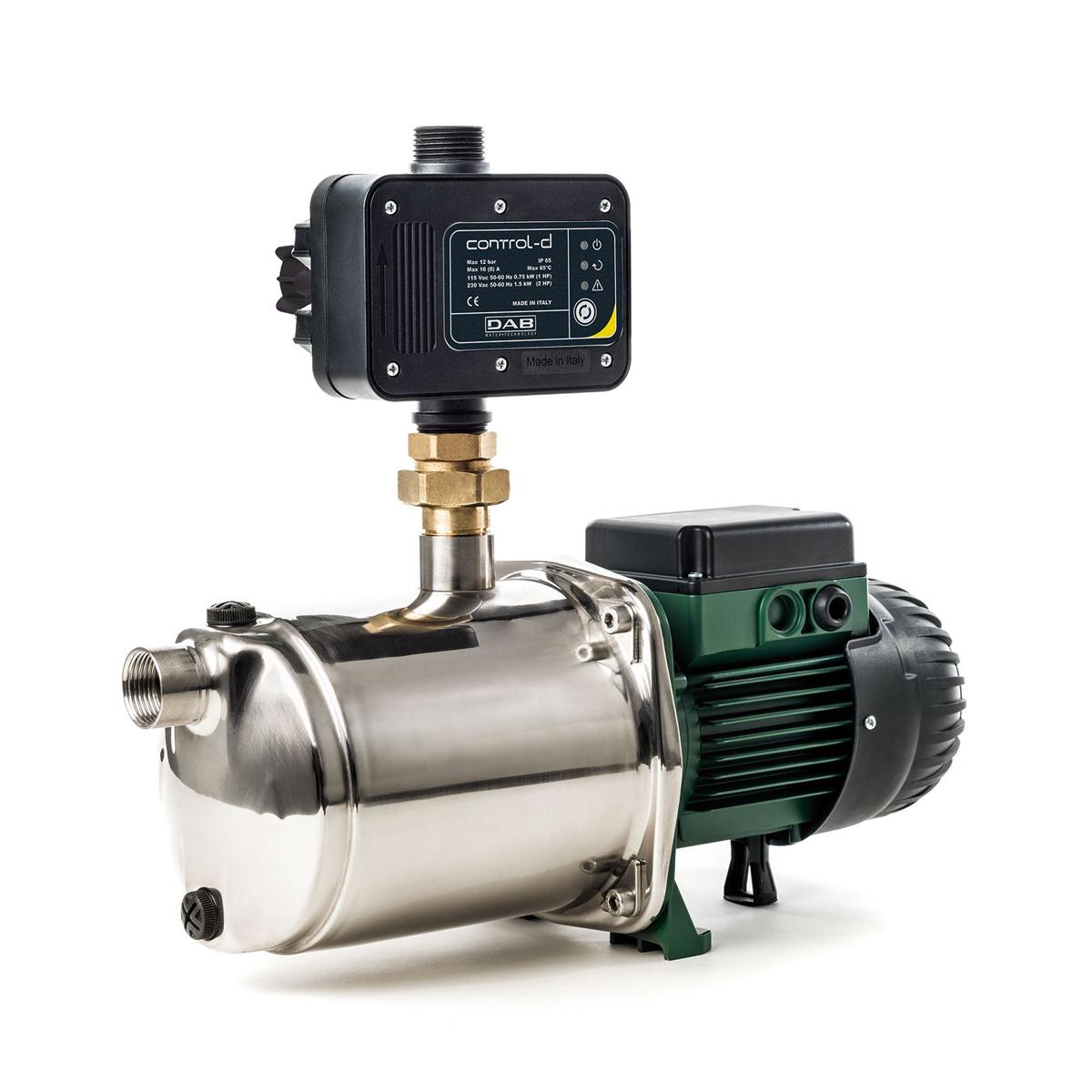 DAB EuroInox 30/30 M + Control-D