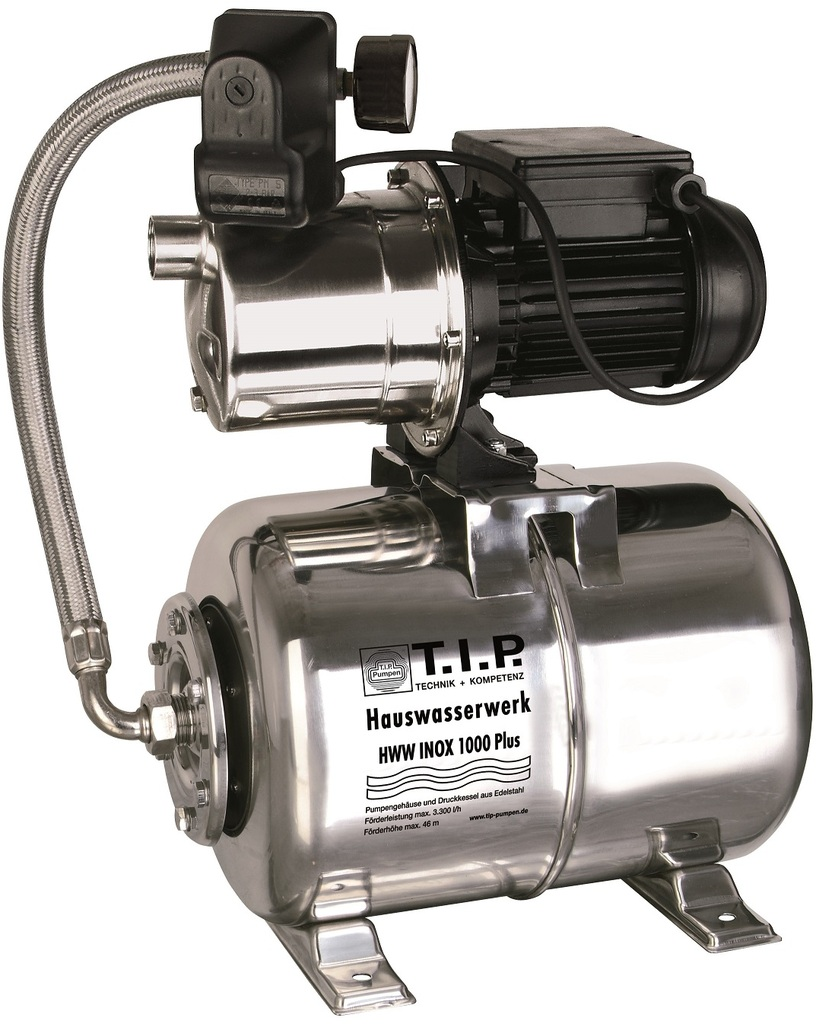 HWW INOX 3300 Hydrofoorpomp