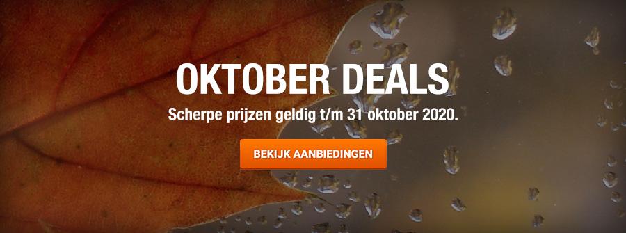 Oktober deals